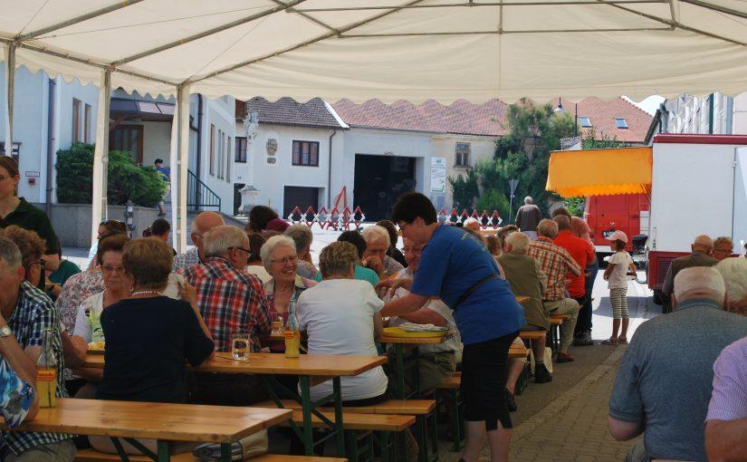 Vitusbergfest und Prozession